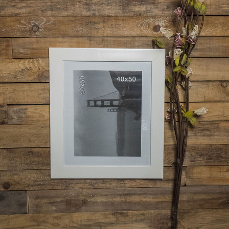 Marco 40x50 madera